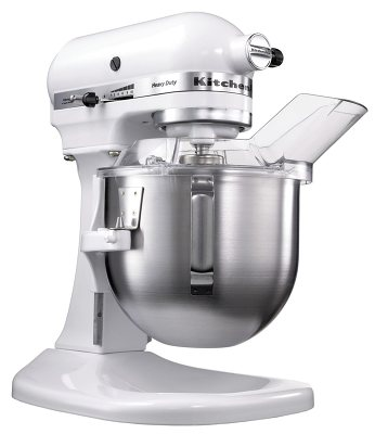 Миксер KitchenAid 5KPM5EWH preview 2