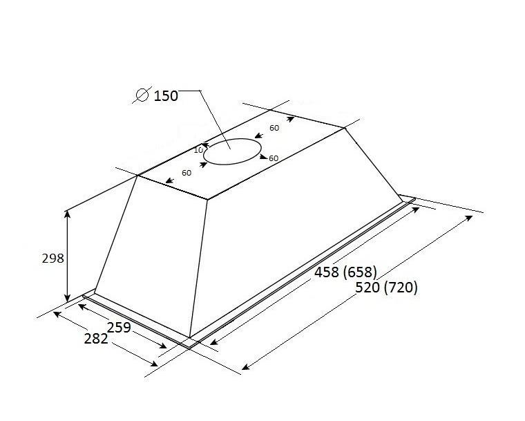 D5855x0 схема встройки