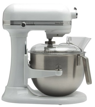 Миксер KitchenAid 5KSM7591XEWH в интернет-магазине Hausdorf.ru