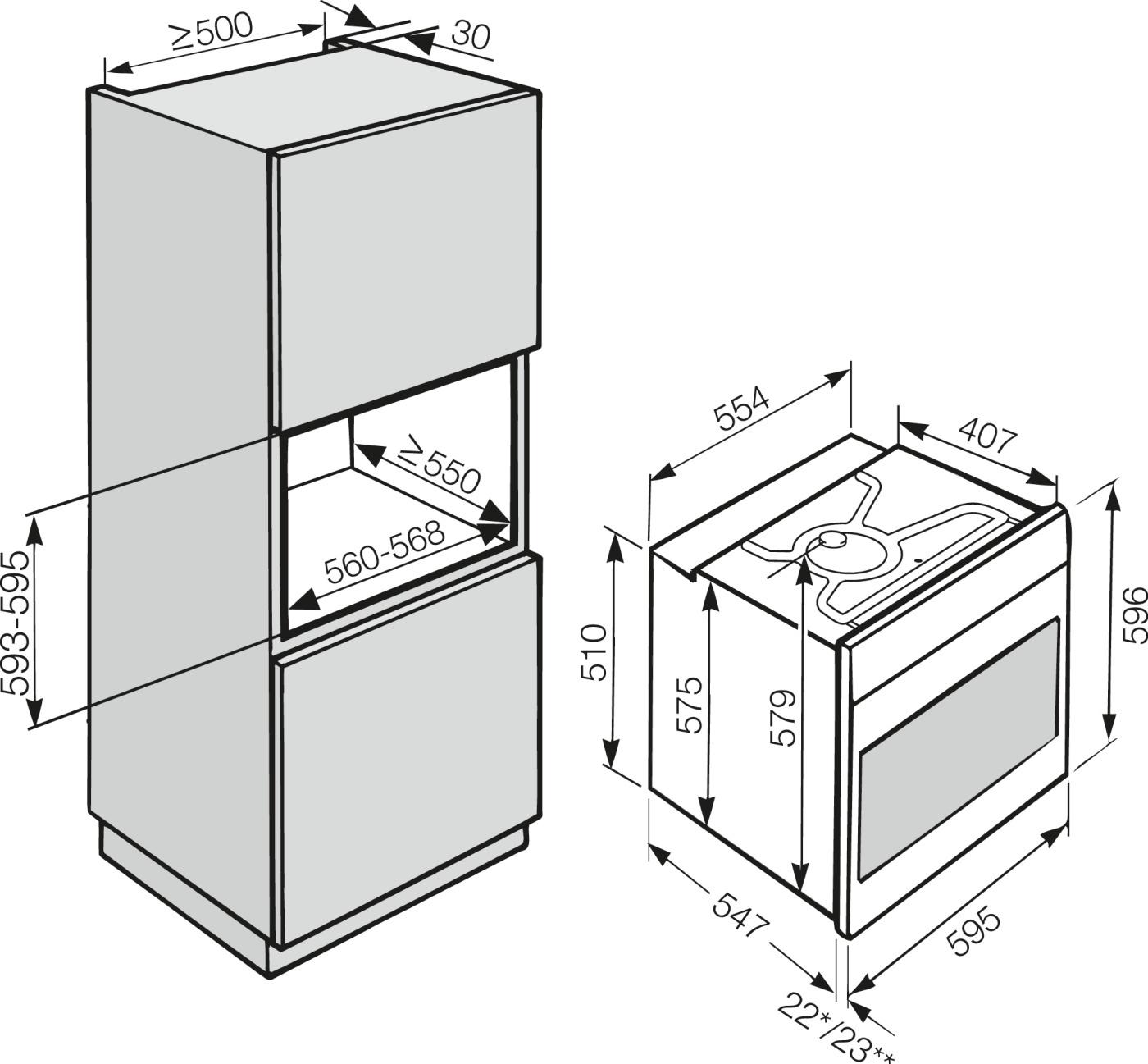 Как сделать Шкаф для духового шкафа своими