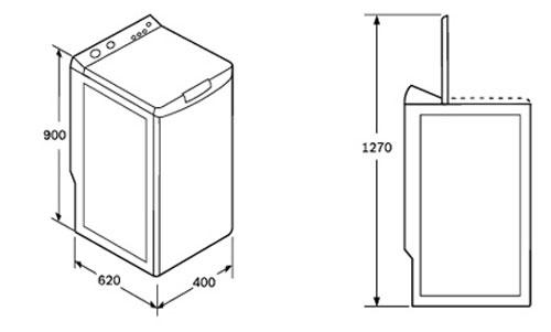 Bosch Maxx 5 WLG2426WOE.