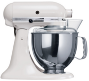 Миксер KitchenAid 5K45SSEWH фото