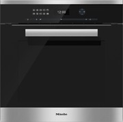 Miele H6461B EDST/CLST сталь CleanSteel