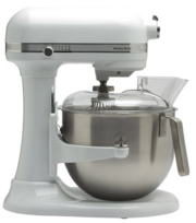 Миксер KitchenAid 5KSM7591XEWH фото