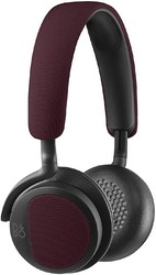 Наушники Bang & Olufsen BeoPlay H2 Deep Red фото