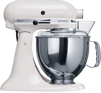 Миксер KitchenAid KSM150PSEWH preview 1