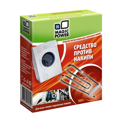 Средство против накипи MP-023  Magic Power
