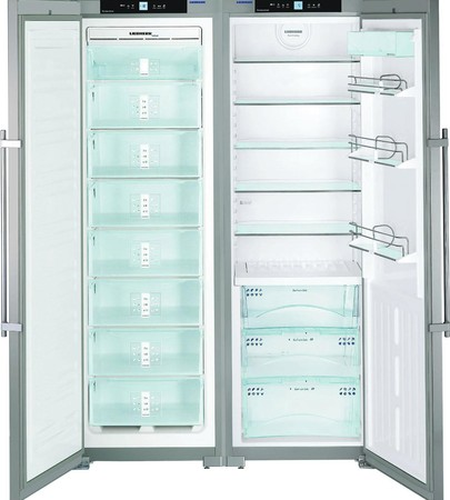 Холодильник Liebherr SBSes 7253 Premium BioFresh NoFrost preview 3