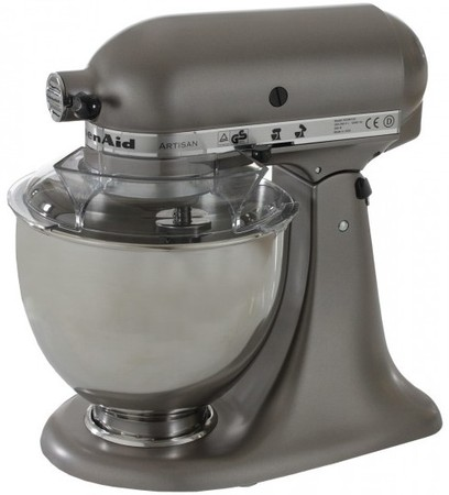 Миксер KitchenAid KSM150PSECS preview 5