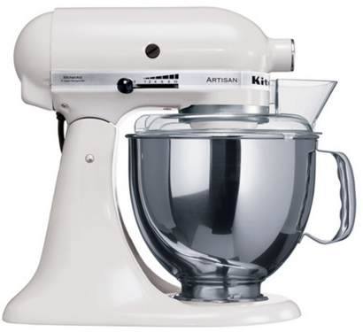 Миксер KitchenAid 5K45SSEWH preview 1