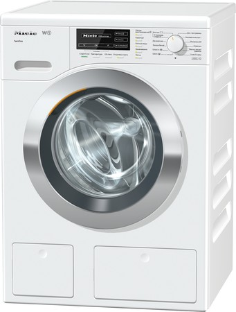 ���������� ������ Miele WKG 120 WPS ChromeEdition � ��������-�������� Hausdorf.ru
