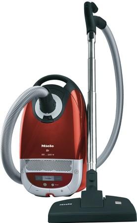 ... Купить пылесос Miele S 5481 красный