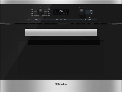 Микроволновая печь Miele M6260TC EDST/CLST сталь CleanSteel preview 1