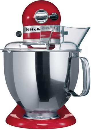 Миксер Kitchen Aid KSM150PSEER в интернет-магазине Hausdorf.ru