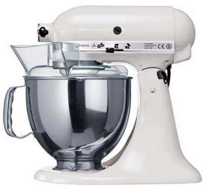 Миксер KitchenAid 5K45SSEWH preview 3