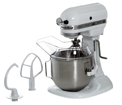 Миксер KitchenAid 5KPM5EWH preview 4