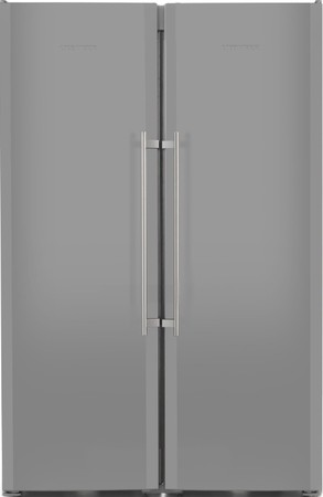 Холодильник Liebherr SBSes 7253 Premium BioFresh NoFrost preview 2