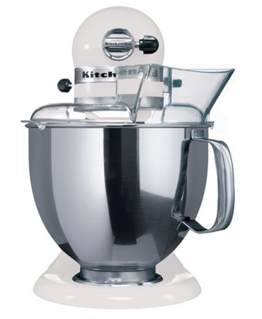 Миксер KitchenAid 5K45SSEWH preview 2