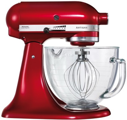 Миксер KitchenAid KSM156PSECA preview 1