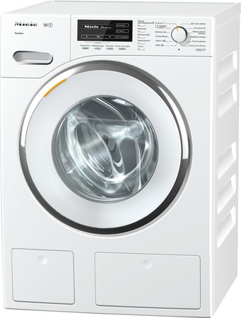 Стиральная машина Miele WMG 120 WPS WhiteEdition preview 1