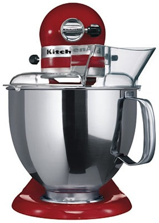 Миксер KitchenAid 5KSM150PSEER в интернет-магазине Hausdorf.ru