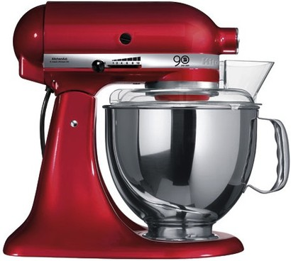 Миксер KitchenAid 5KSM150PSECA в интернет-магазине Hausdorf.ru
