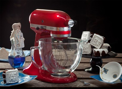 Миксер KitchenAid KSM156PSECA preview 4