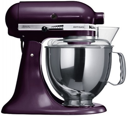 Миксер KitchenAid 5KSM150PSEBY preview 1