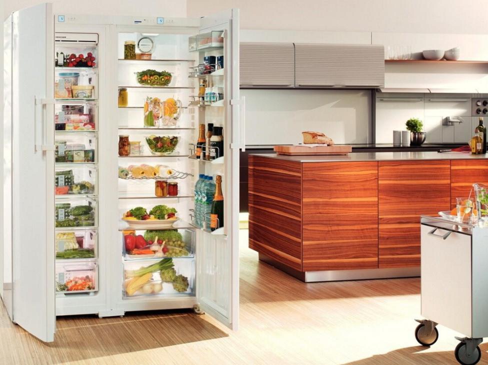фото с холодильником