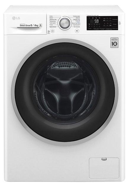 Цена на LG F2J6NM1W - 38000 руб в Москве, купить с бесплатной доставкой стиральную машину LG F2J6NM1W прочитав отзывы, описания и инструкции на Hausdorf